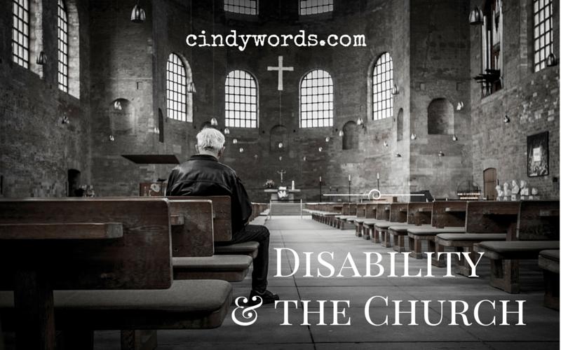 Disability& the Church